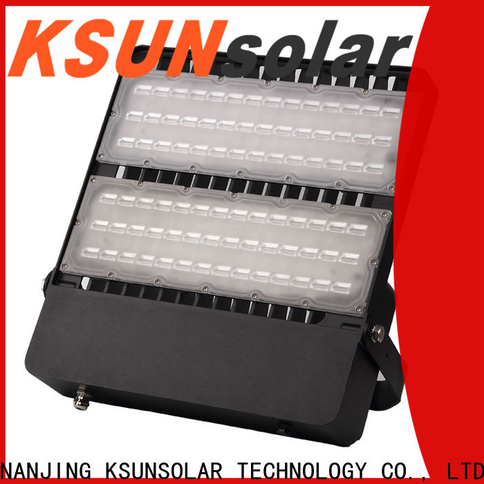 KSUNSOLAR solar led lighting Supply for Energy saving