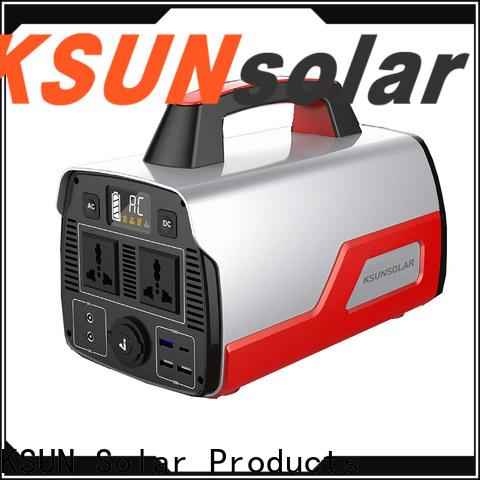 KSUNSOLAR Best solar power equipment suppliers for business for Power generation