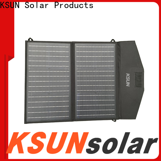KSUNSOLAR Best commercial solar panels Supply for powered by