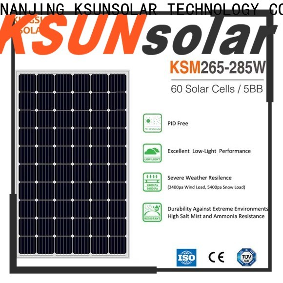 New photovoltaic cell manufacturers for Power generation