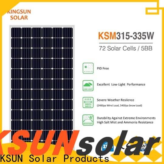 KSUNSOLAR home solar panel systems for business for Energy saving