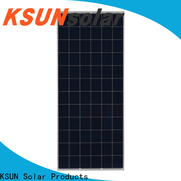 KSUNSOLAR High-quality solar panel products for Energy saving
