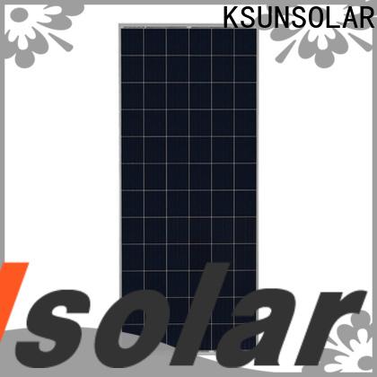KSUNSOLAR Best polycrystalline silicon solar panels Supply for Energy saving