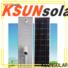 KSUNSOLAR solar powered led street light company For photovoltaic power generation