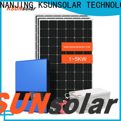 off grid solar solutions company for Power generation