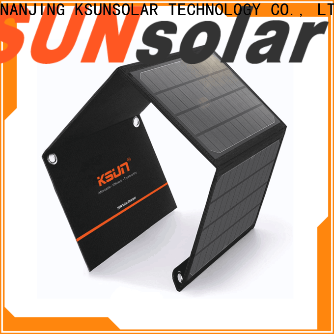 Best portable solar charger factory For photovoltaic power generation