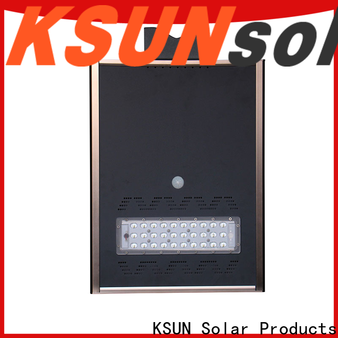 New solar powered led street lights price for powered by
