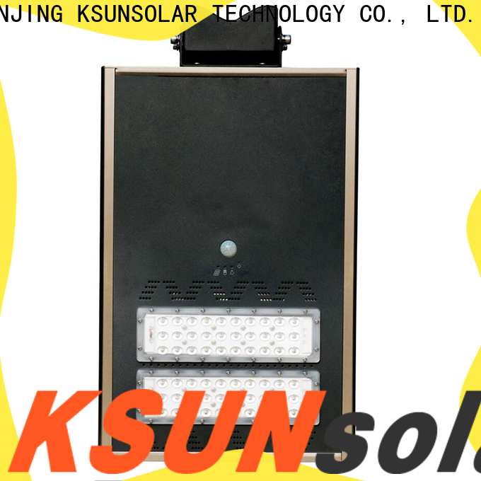 KSUNSOLAR Wholesale solar powered led street lights price for powered by
