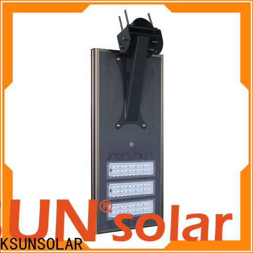 New solar street light benefits manufacturers For photovoltaic power generation