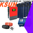 KSUNSOLAR Custom grid-tied solar power system Supply for Energy saving