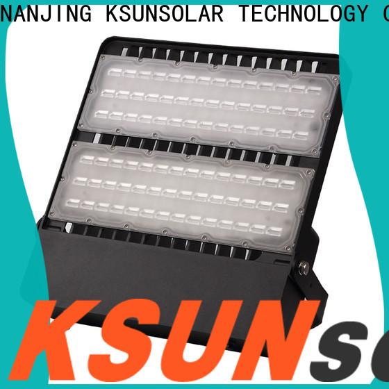 KSUNSOLAR outdoor solar flood lights company for Environmental protection