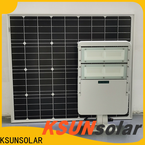 KSUNSOLAR solar powered flood lights LED solar power light for business For photovoltaic power generation