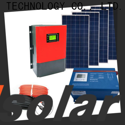 Custom off grid solar solutions Suppliers for Power generation