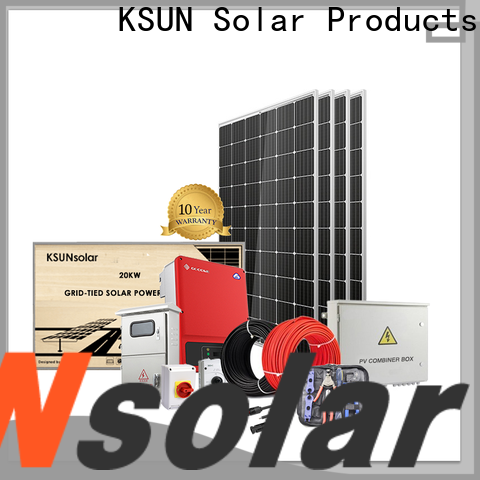 Top solar module manufacturers for Power generation