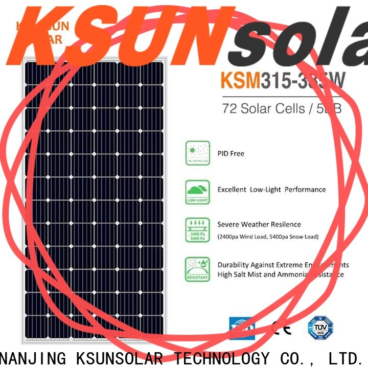 solar power solar panels For photovoltaic power generation