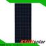 KSUNSOLAR New poly solar panel price Supply for Environmental protection
