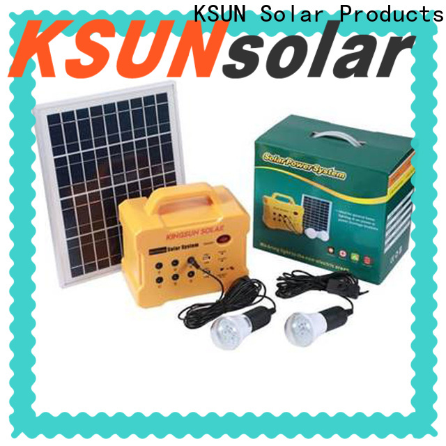 KSUNSOLAR best portable power station manufacturers for powered by