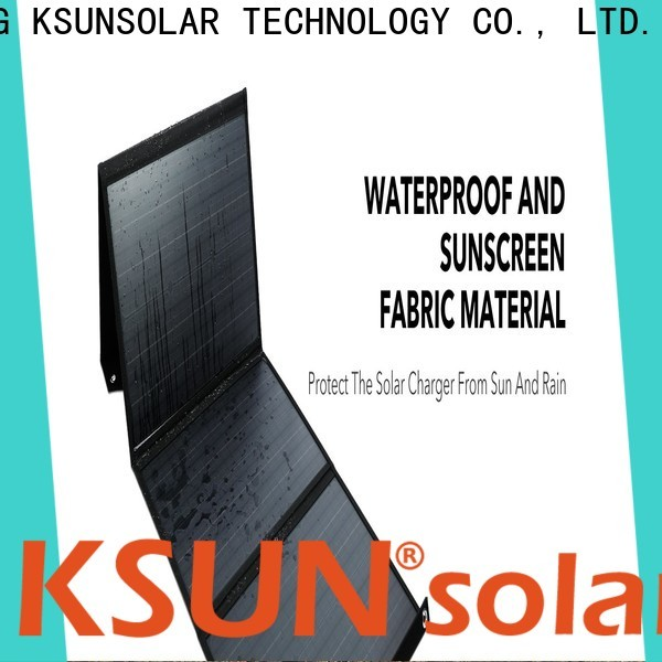 Top portable solar charger for Environmental protection