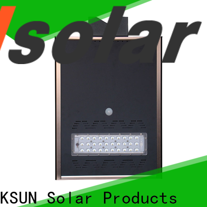 New solar street light made in china for business for Power generation