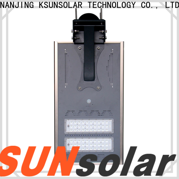 High-quality solar powered street lamp Supply For photovoltaic power generation
