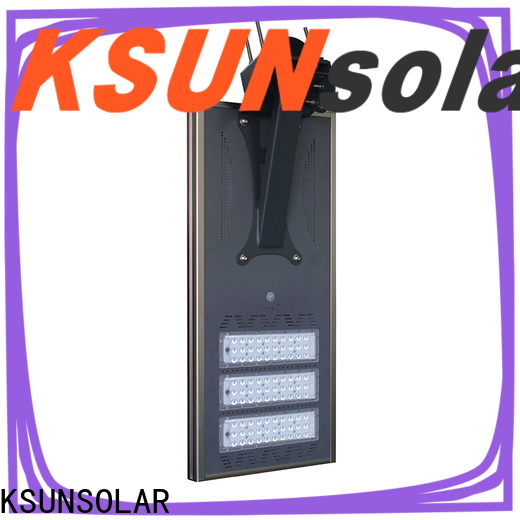 KSUNSOLAR solar powered led street lights price for powered by