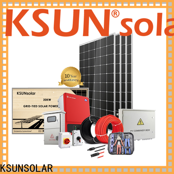 Best solar system equipment suppliers company for powered by