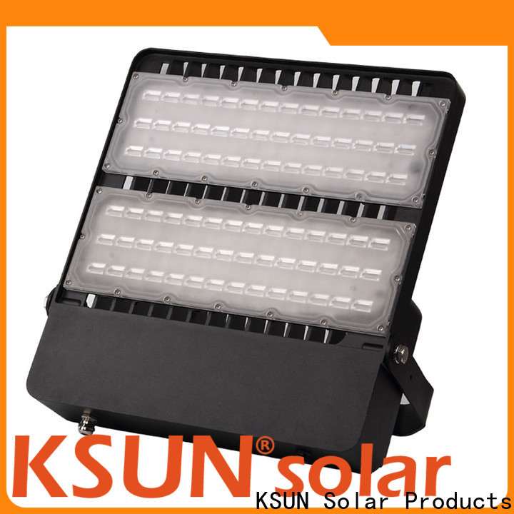 KSUNSOLAR best solar led flood lights for business for Environmental protection