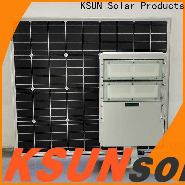 KSUNSOLAR solar security flood lights company for Energy saving