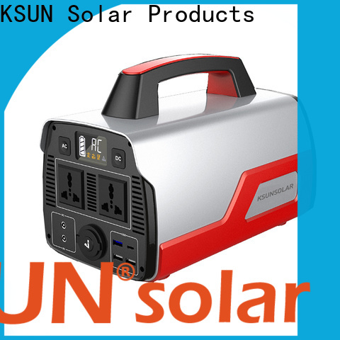 KSUNSOLAR High-quality portable power supply unit for business for Power generation