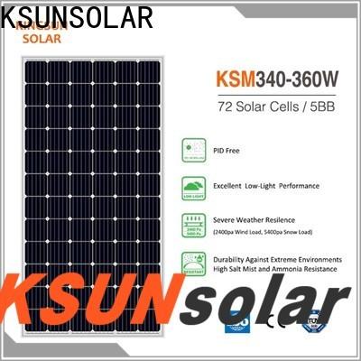 Wholesale best monocrystalline solar panel brands for business for Energy saving