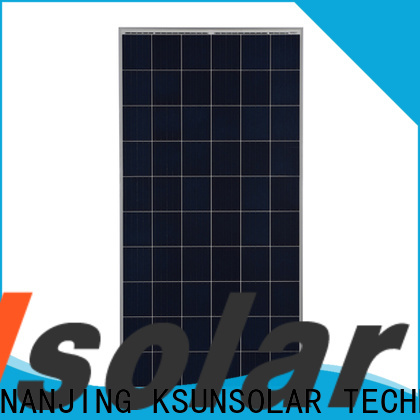 KSUNSOLAR Custom polycrystalline solar panels for sale for Energy saving