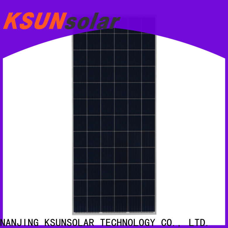 KSUNSOLAR Top solar panel quality manufacturers For photovoltaic power generation