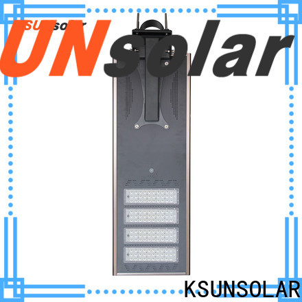 High-quality best solar powered street light Supply for powered by