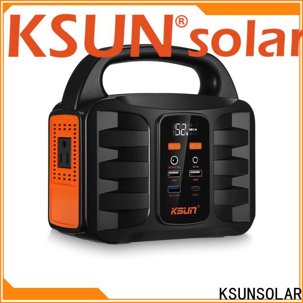 KSUNSOLAR Custom portable power station price manufacturers for Energy saving