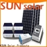 KSUNSOLAR solar power products for powered by