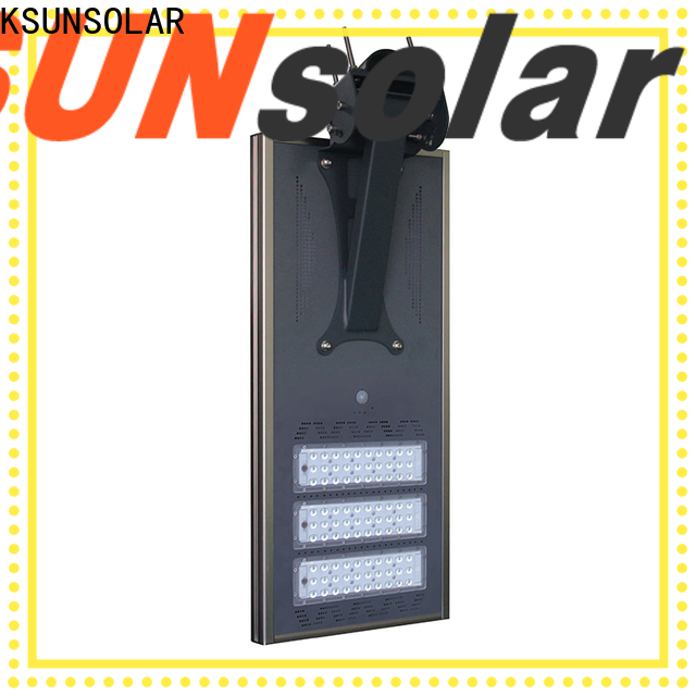 KSUNSOLAR Latest solar powered led street lights Supply for Power generation