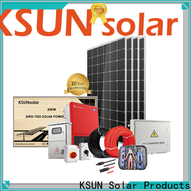 High-quality solar power energy system For photovoltaic power generation