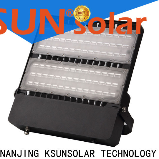 KSUNSOLAR New solar panel flood lights manufacturers for powered by