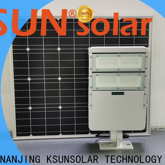 Top solar floodlight factory for Energy saving