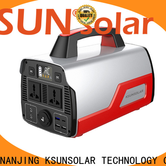 High-quality portable power unit for Environmental protection
