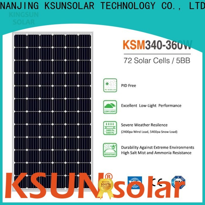 Custom monocrystalline solar panel suppliers Suppliers for Environmental protection