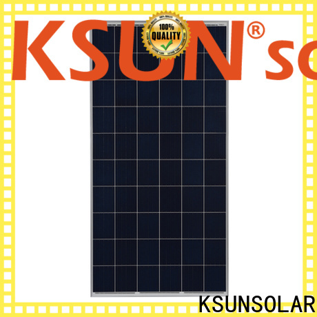 Latest poly panel price Suppliers For photovoltaic power generation