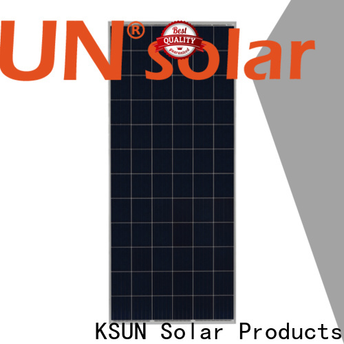 KSUNSOLAR photovoltaic cell polycrystalline solar panel company for powered by