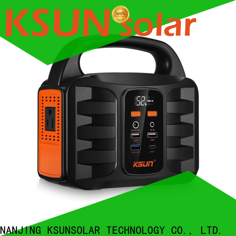 KSUNSOLAR portable power station price Suppliers for Power generation