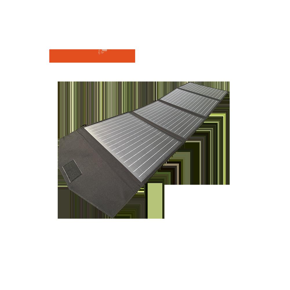 80W Folding Solar Panel / Portable Solar Charger