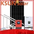 KSUNSOLAR grid tied solar panel system Suppliers for powered by