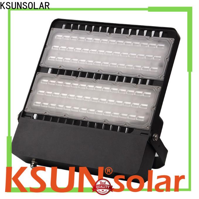 KSUNSOLAR solar security flood lights Supply for Power generation