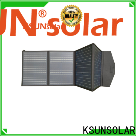KSUNSOLAR foldable solar panel price Suppliers for powered by