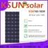 KSUNSOLAR monocrystalline solar panel price manufacturers for Environmental protection