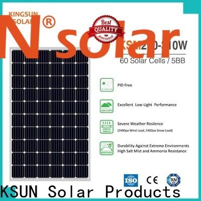 KSUNSOLAR Best solar panel suppliers for business for Power generation